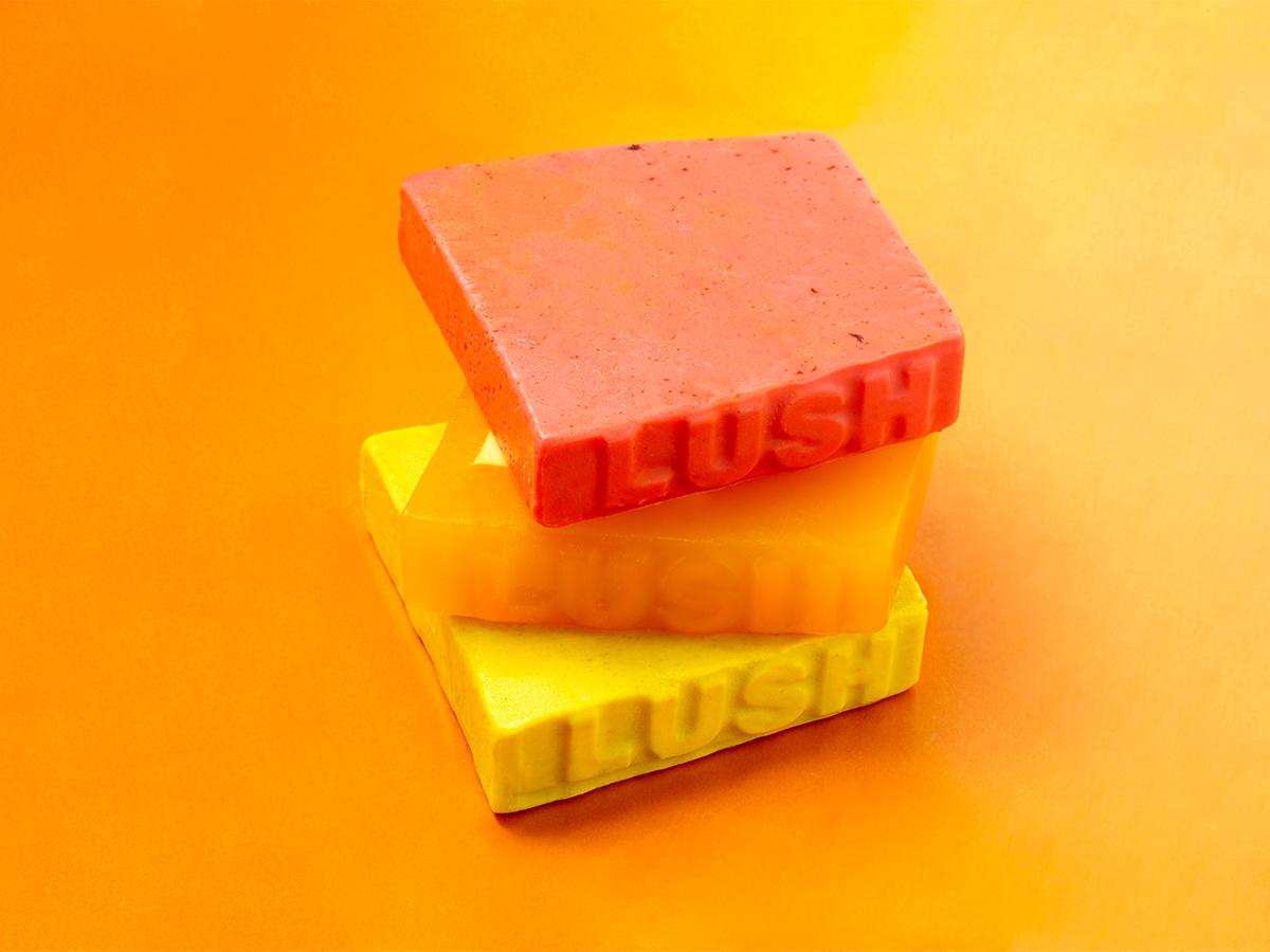 LUSHの固形石鹸がリニューアル3種を加えて新発売!
