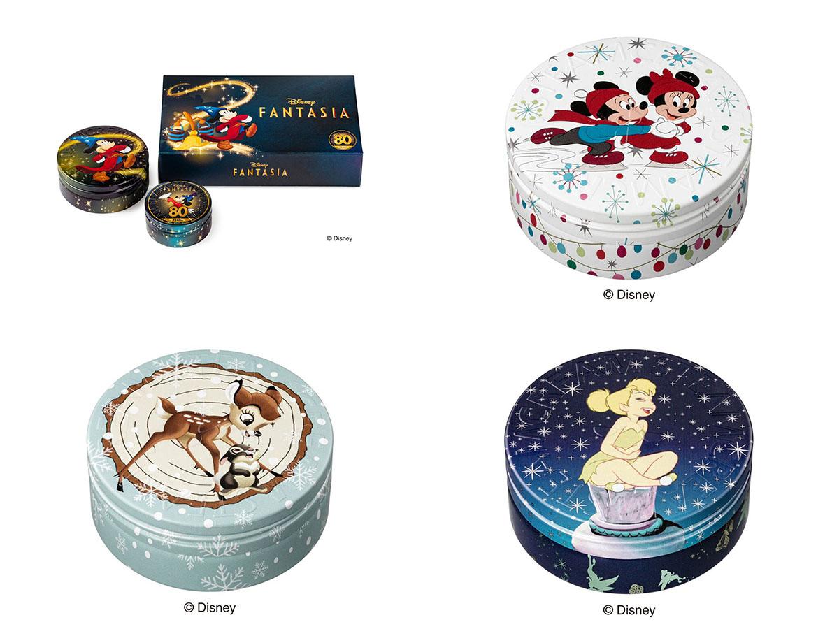 きらめく夢と魔法の世界Disney Winter Collection