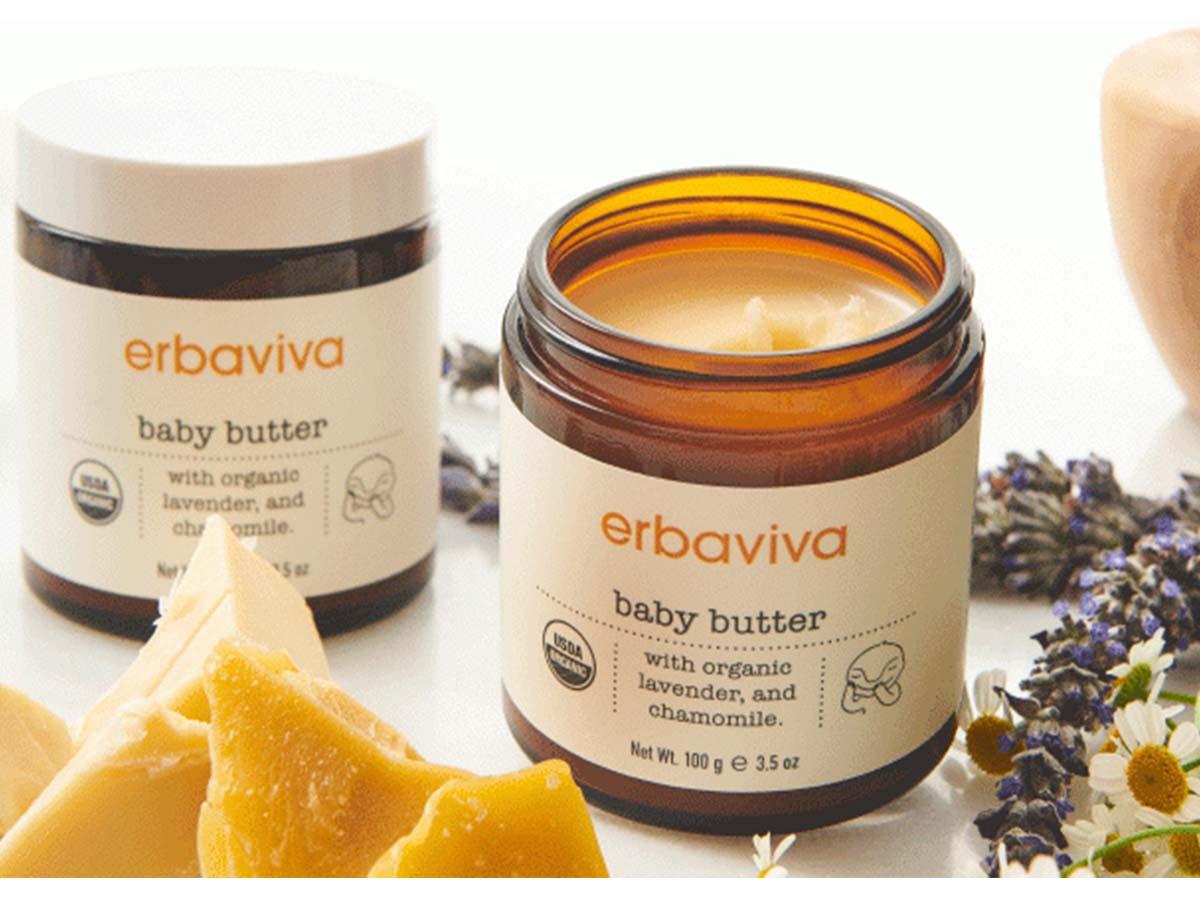 erbaviva『ベビーバター』限定発売全身保湿バームにジャンボサイズ登場