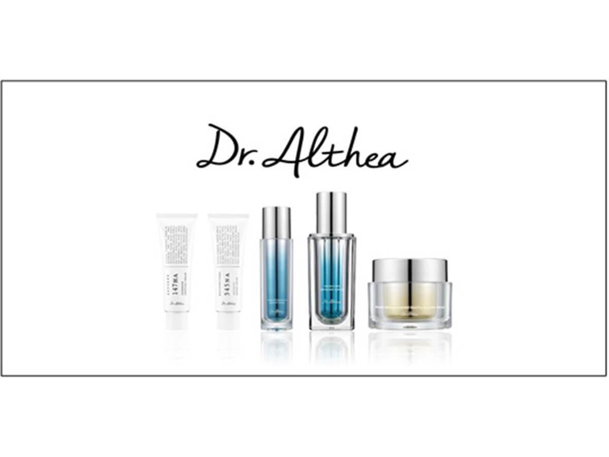 韓国スキンケアブランド「Dr.Althea」日本初!店舗出店開始