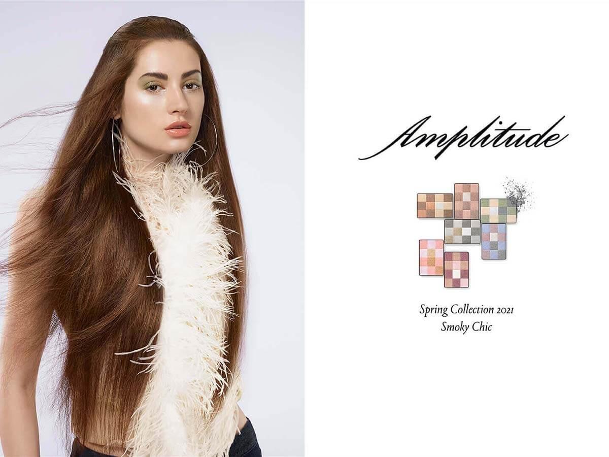 "Amplitude2021スプリングコレクション""Smoky Chic(スモーキーシーク)""発売"