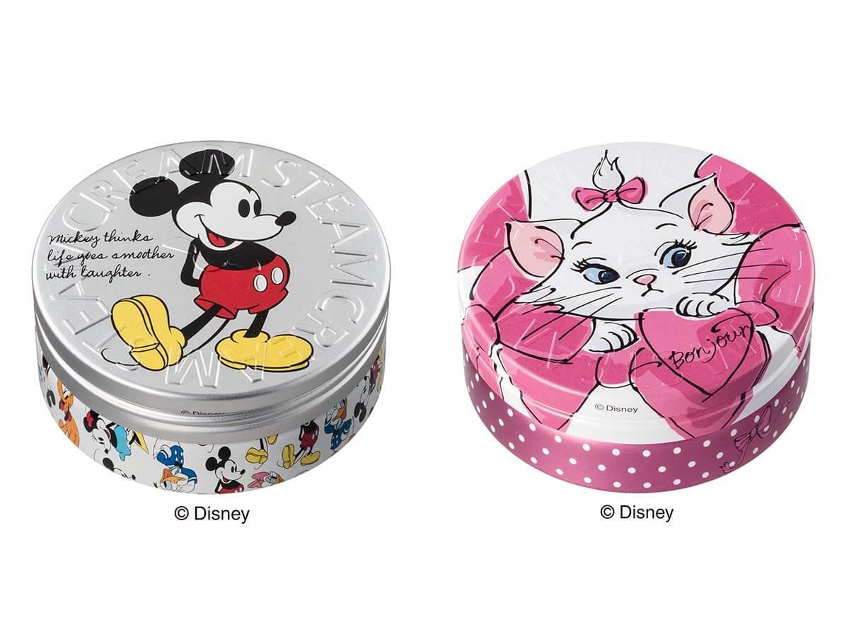 ディズニー限定デザインの復刻版ミッキーとマリーで毎日をハッピーに!