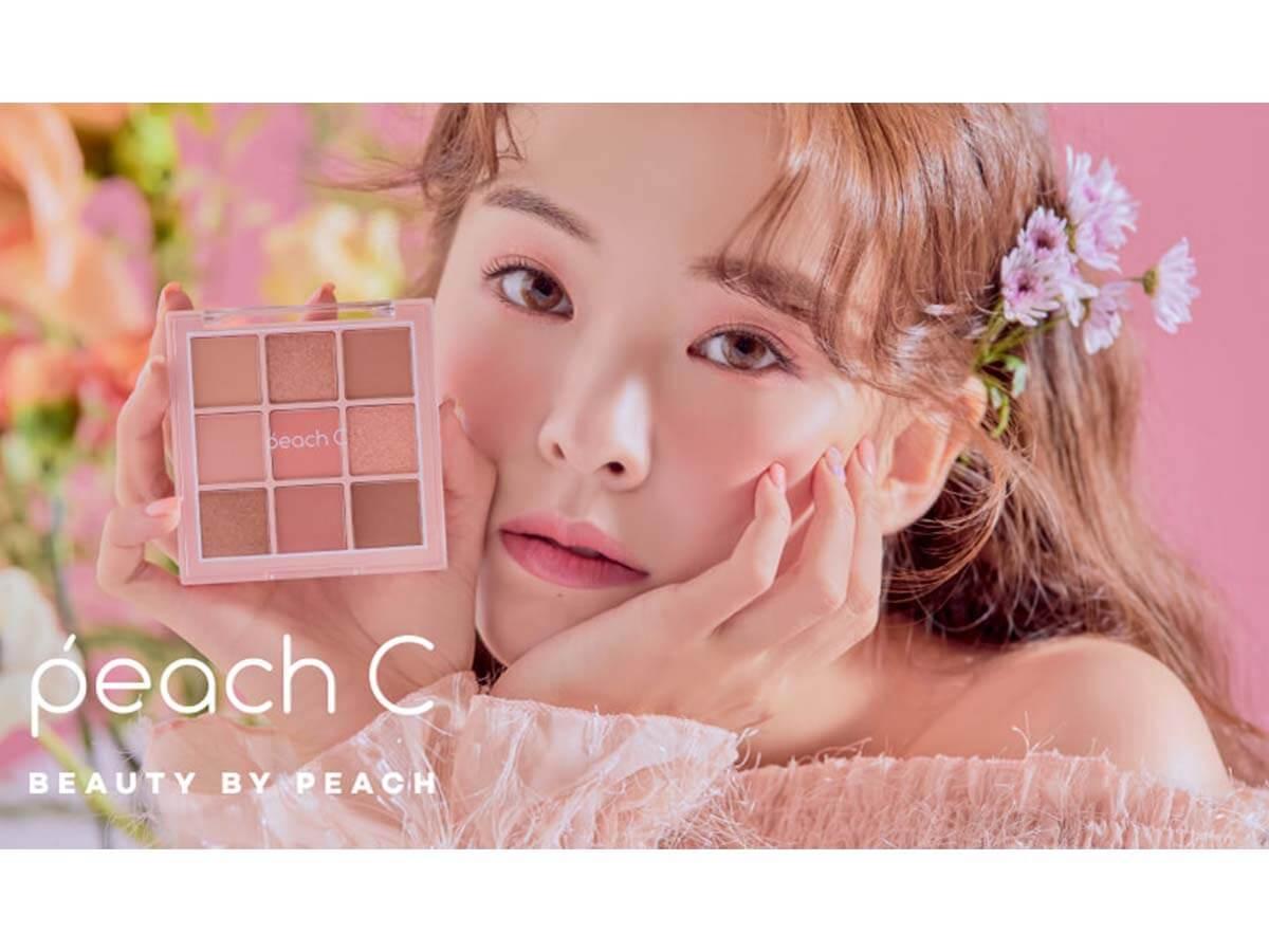 ハヌルプロデュース PeachC(ピーチシー)話題の韓国コスメが日本公式上陸