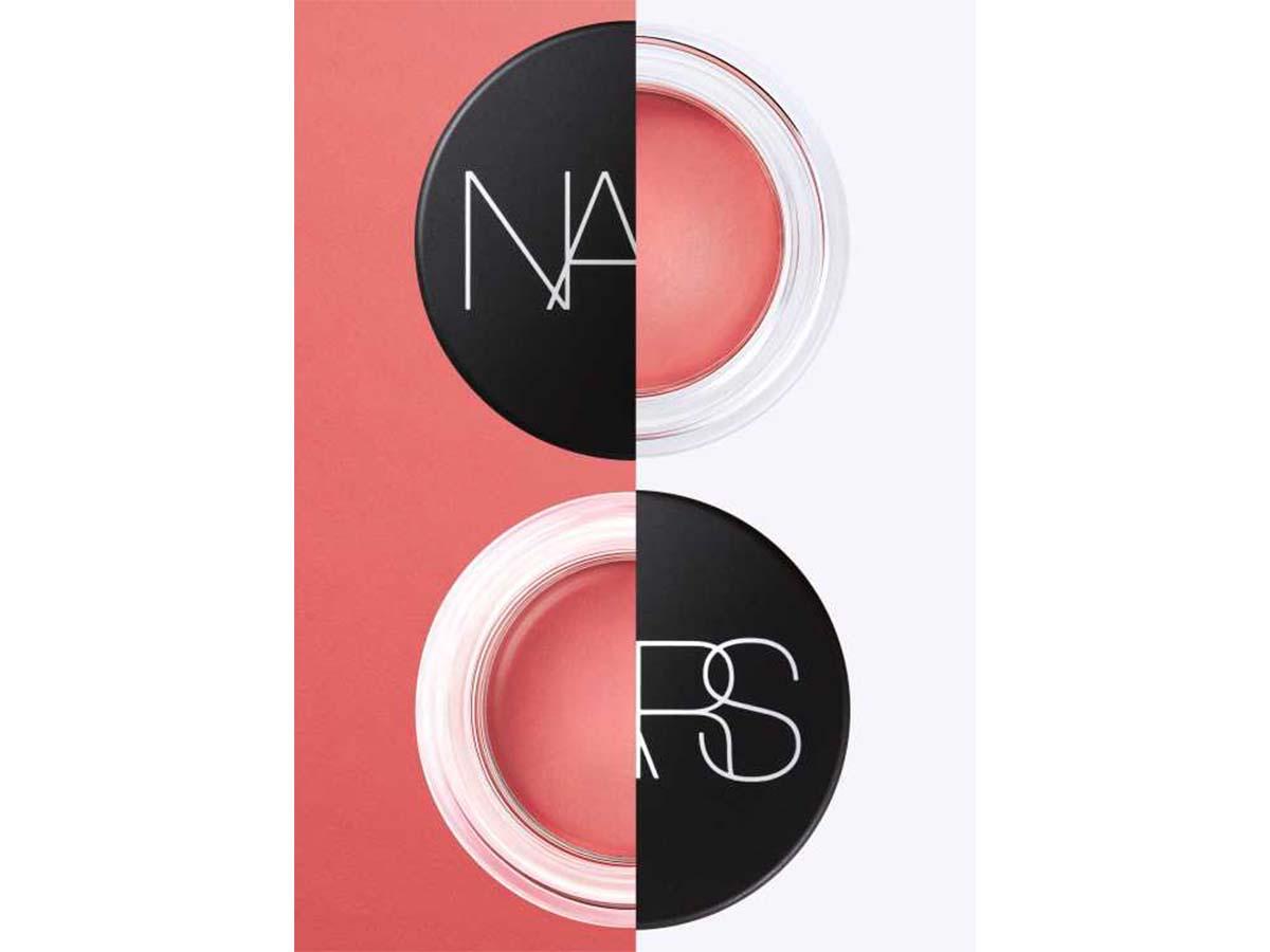 NARS 柔らかな質感のマットチーク「エアーマット ブラッシュ」発売