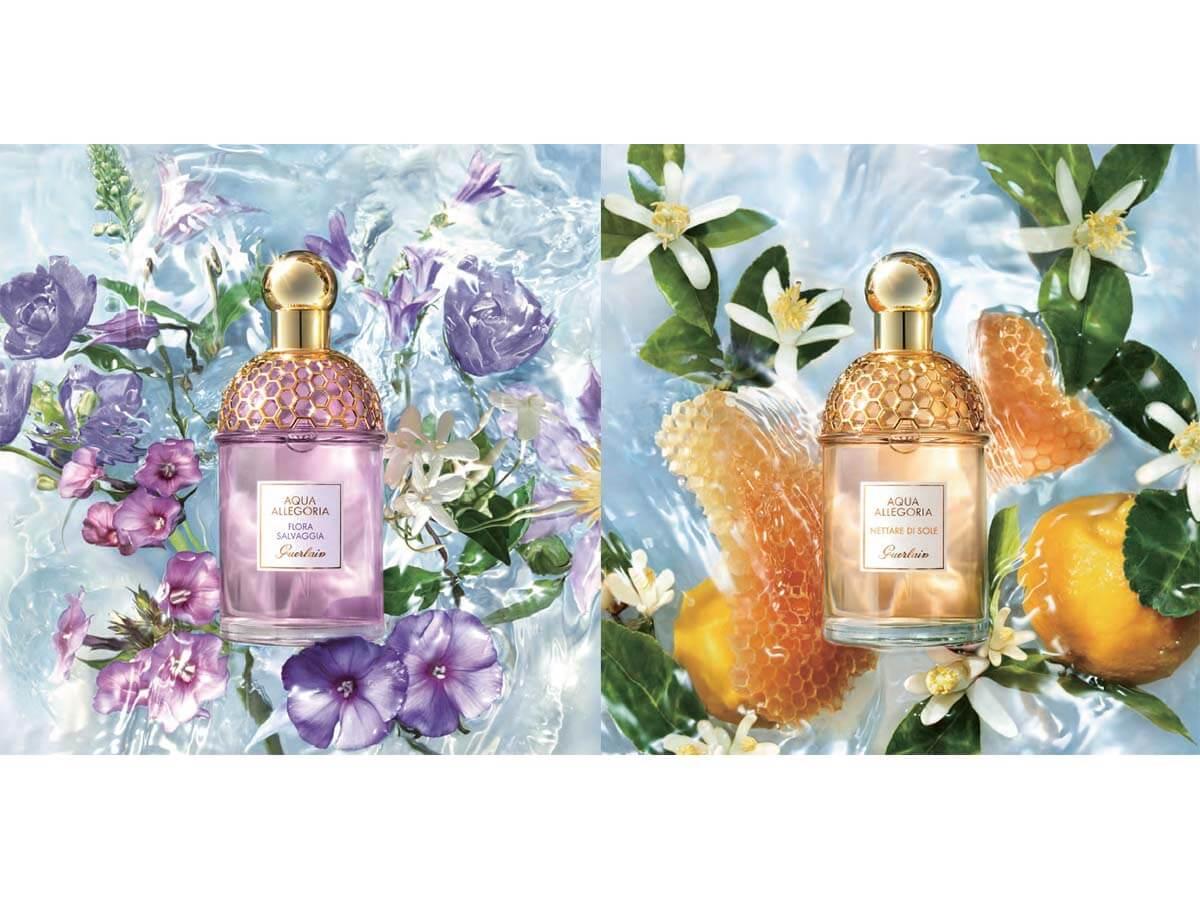 ゲラン 人気フレグランスコレクション2つの新しい香りが追加登場!