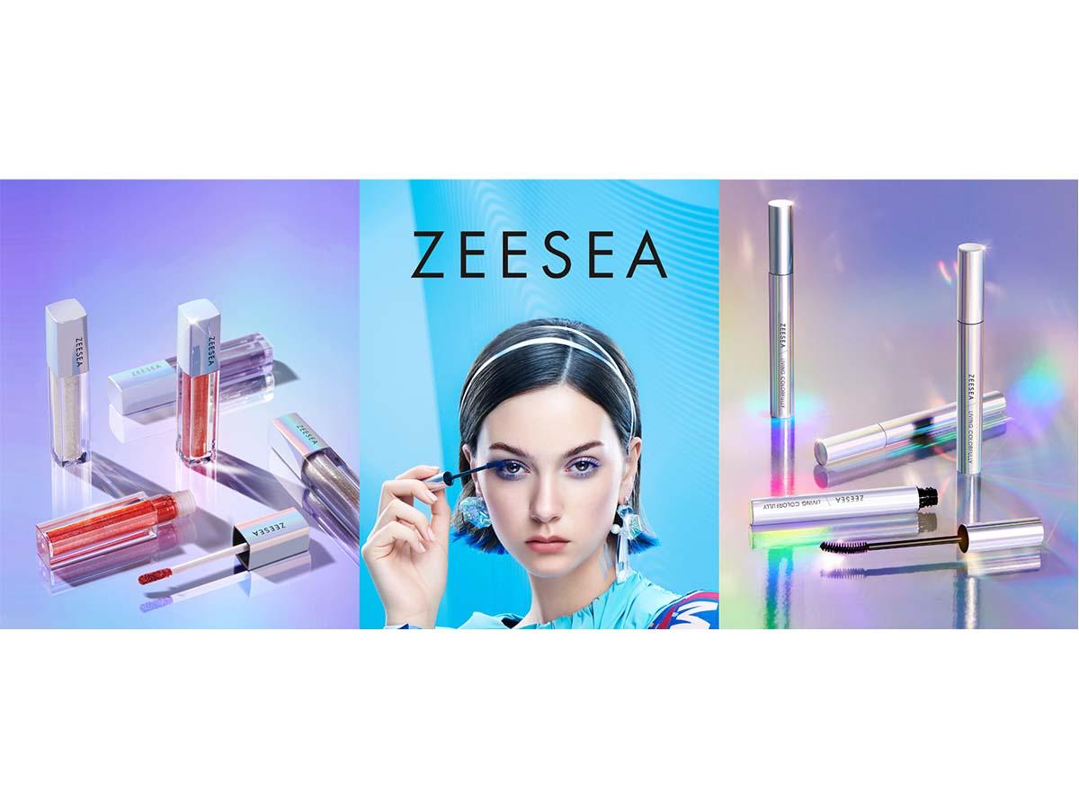 中国コスメ「ZEESEA(ズーシー)」全国のマツモトキヨシグループで販売開始