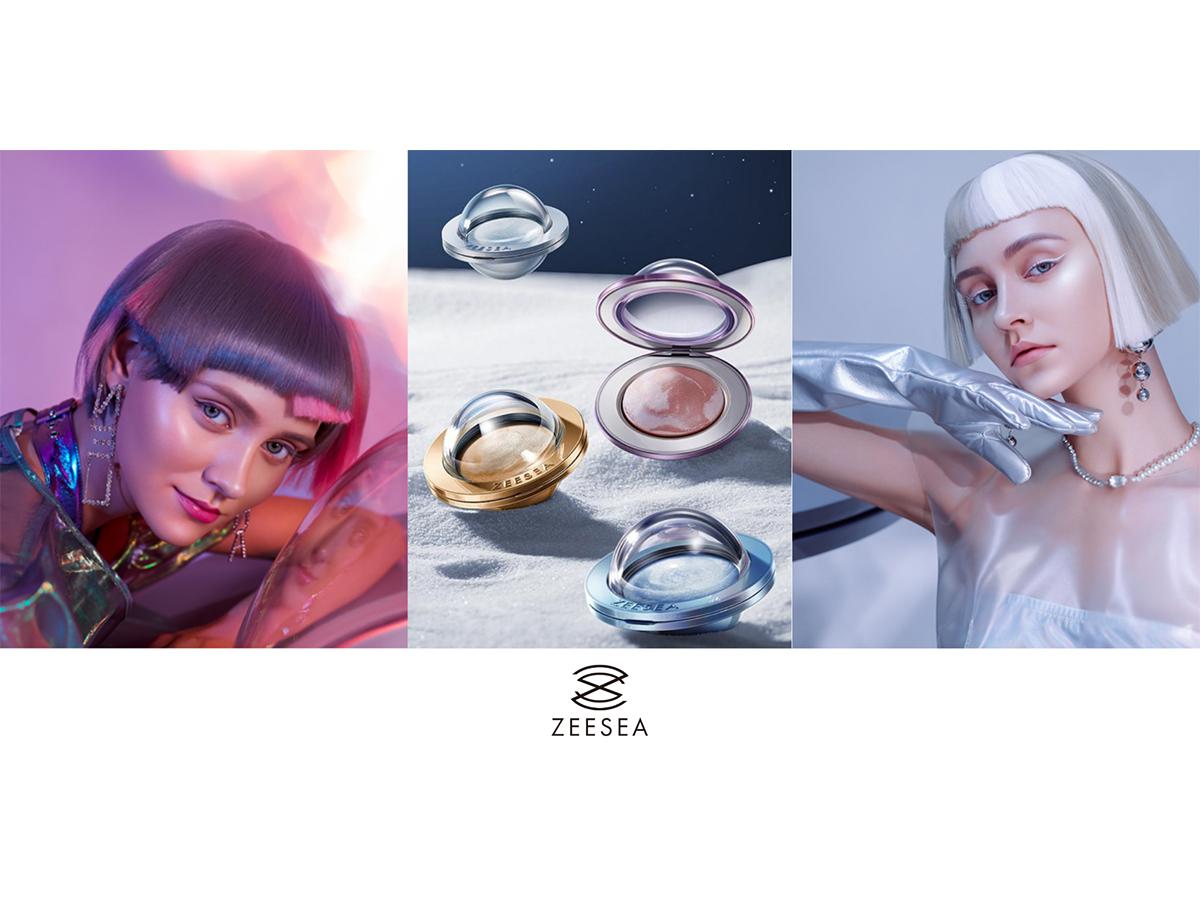 ZEESEA(ズーシー)』新ライン誕生第一弾商品は「惑星ハイライト」