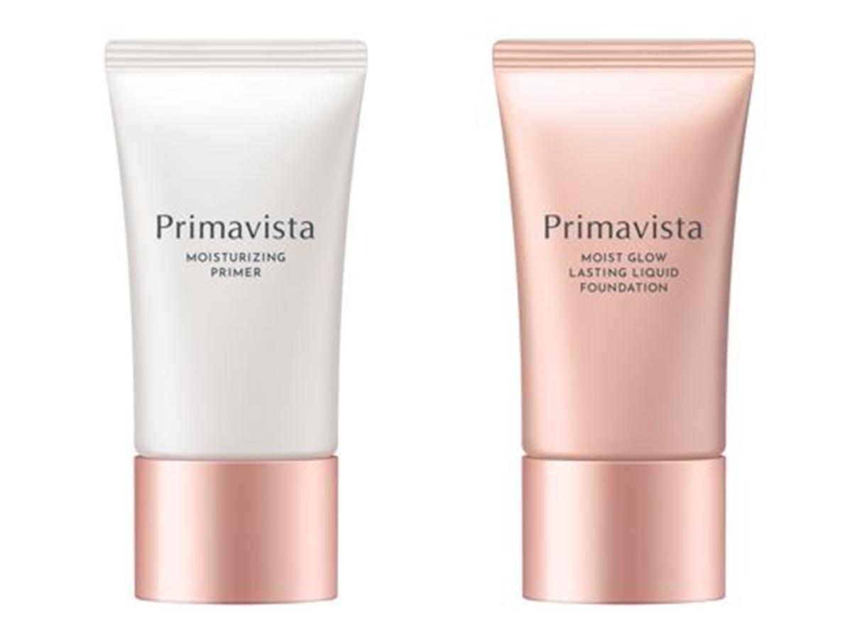 肌が乾燥しやすい秋冬に「プリマヴィスタ」新作ベースメイク