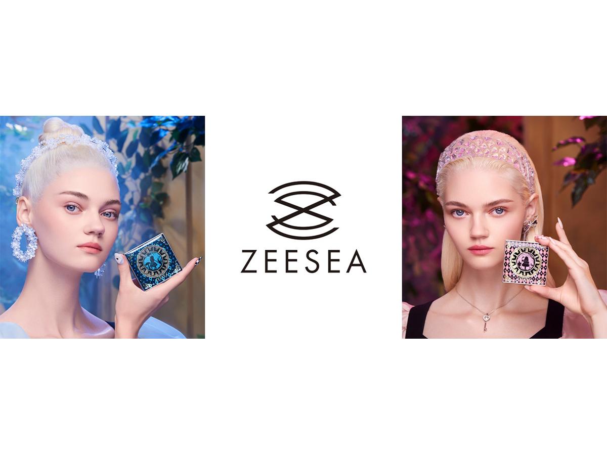 『ZEESEA』で無敵のセミマット肌に伝説の人気商品も日本初上陸!
